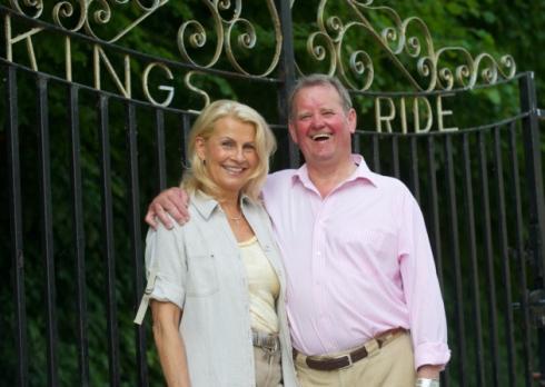 John and Wendy Jenkins Kings Ride