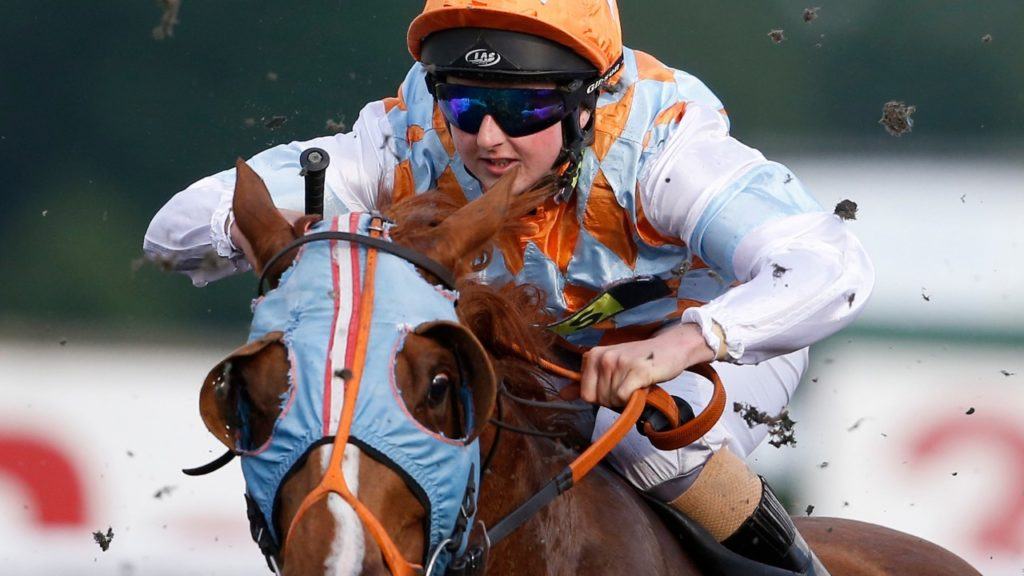 john jenkins jockey employment vacancy gina mangan apprentice lady rider jockey kings ride